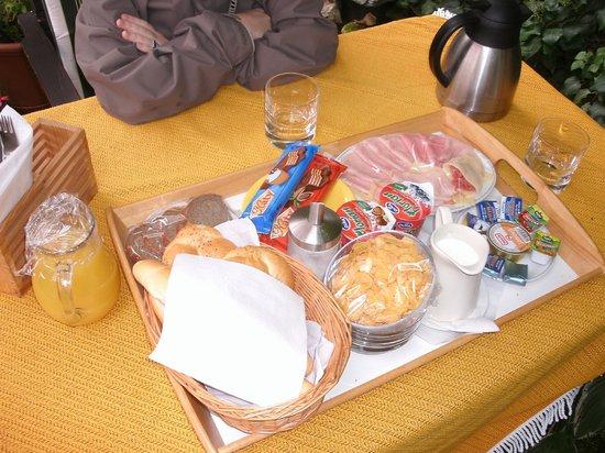 Penzionek Olsakovsky: Breakfast