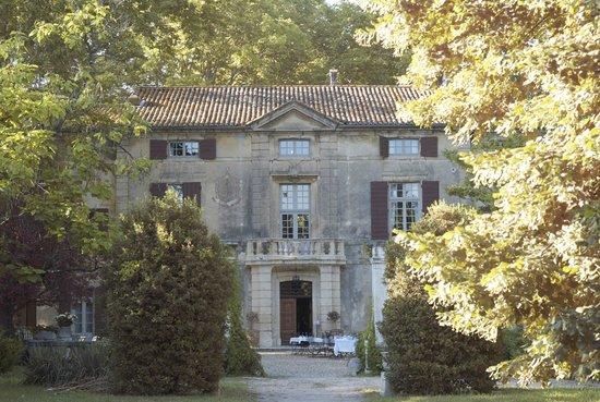 Chateau de Roussan : Chateau