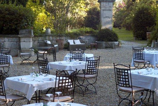Chateau de Roussan : Dinner