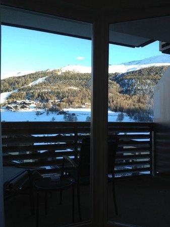Lac Salin Spa & Mountain Resort: Vista dalla camera