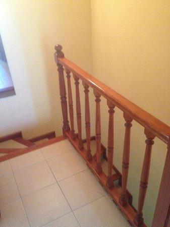 Bungalows Grimanesa: Лестница2