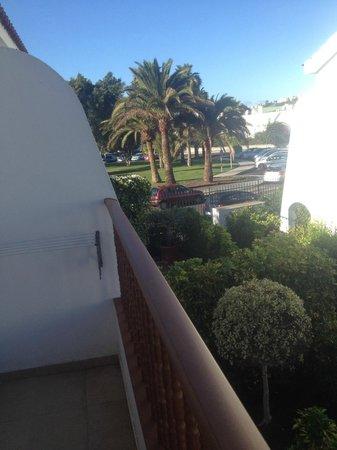 Bungalows Grimanesa: Вид с балкона2