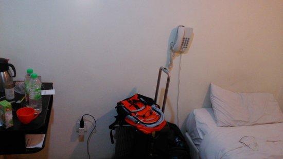 T-Hotel Kuala Lumpur: Комната