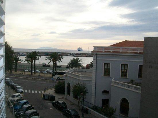 Hotel Riviera : Vista dalla finestra