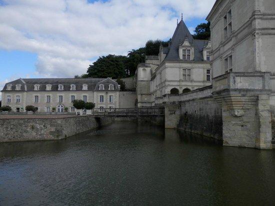 Chateau de Villandry: Castillo