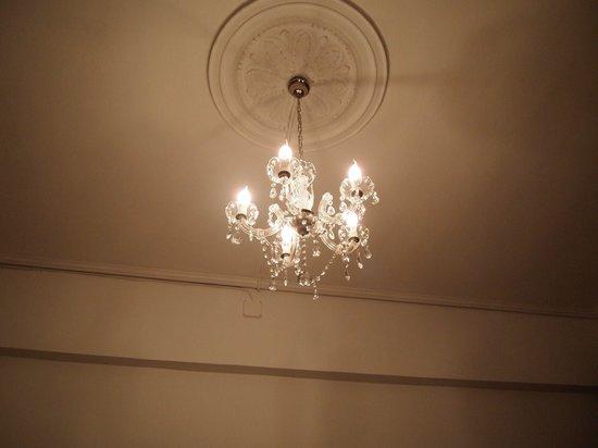 El Balcon del Born: 部屋の照明