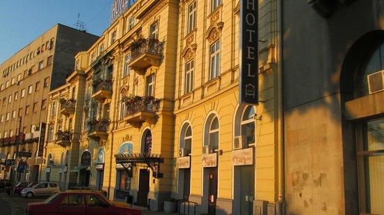Belgrade City Hotel: Отель