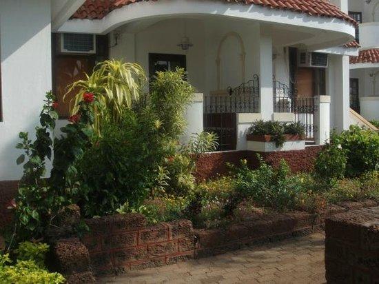 كانساوليم, الهند: Бунгало