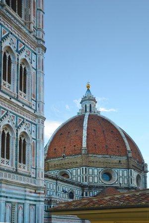 Hotel Bigallo: Duomo