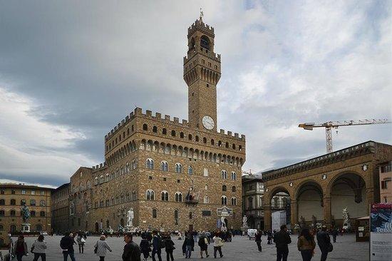 Hotel Bigallo: Piazza Signoria