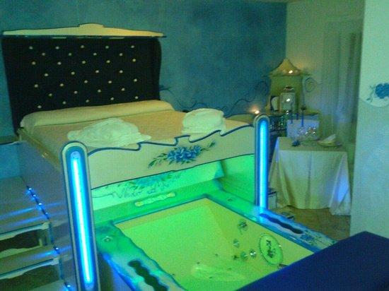 Ardea, Italia: Una delle camere con idrolet