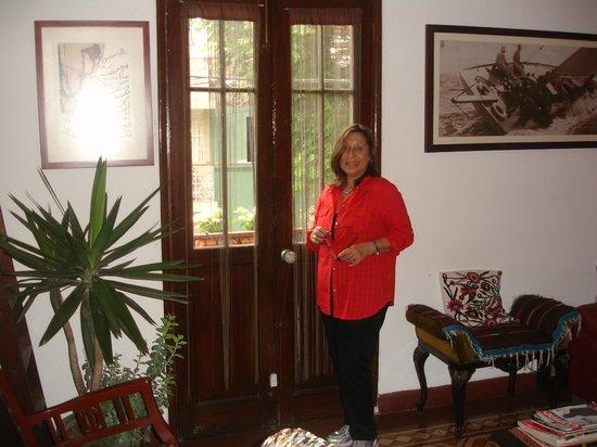 Casa Nuestra Peru B&B: hermoso living