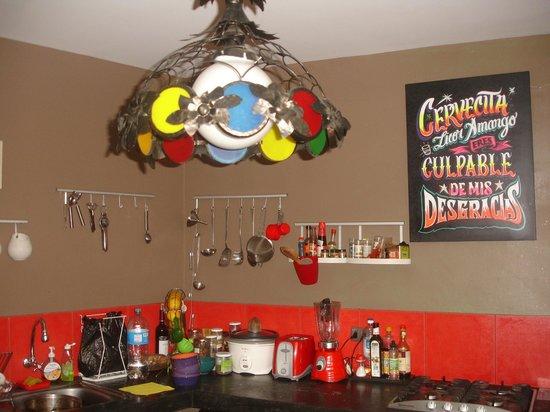 Casa Nuestra Peru B&B: comedor
