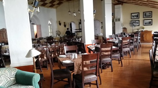 Grand View Hotel: Dining Hall