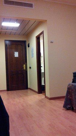 Hotel Plaza Padova: camera
