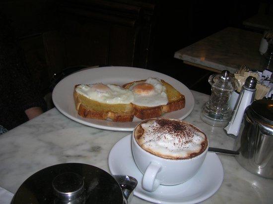 The Kingsmead Kitchen: Desayuno