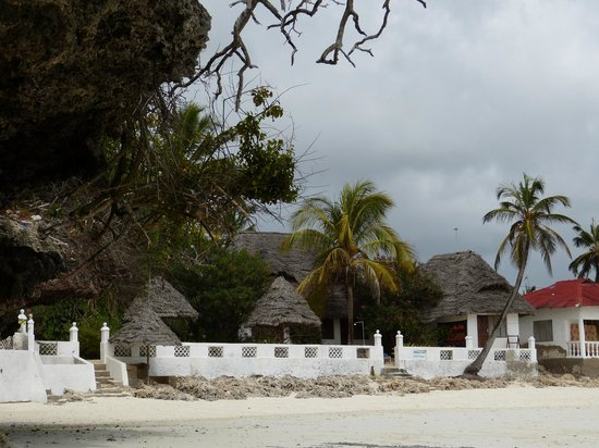 Red Monkey Beach Lodge : hotel