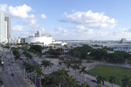YVE Hotel Miami : American Airline Arena