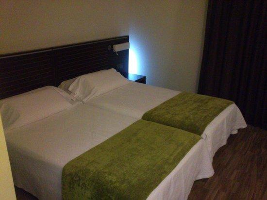 Hotel Castillo de Ayud: Habitación