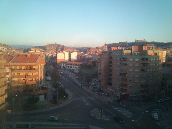 Hotel Castillo de Ayud: Vistas desde la 702