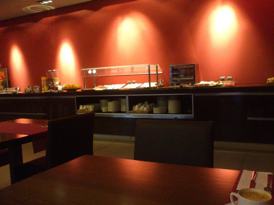 Hotel Castillo de Ayud: Buffet desayuno