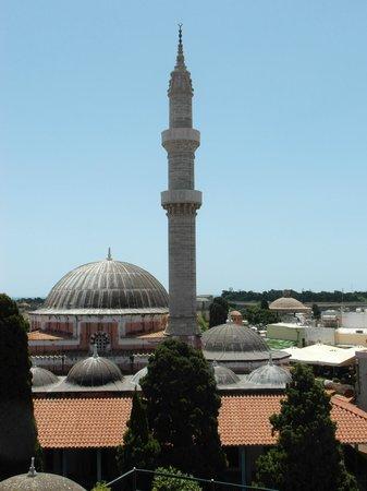 Vue de la terrasse de lhorloge - Picture of Roloi Clock ...