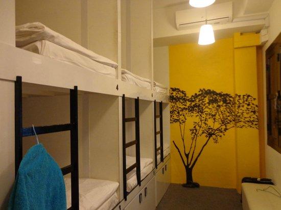 Wink Hostel: Pods