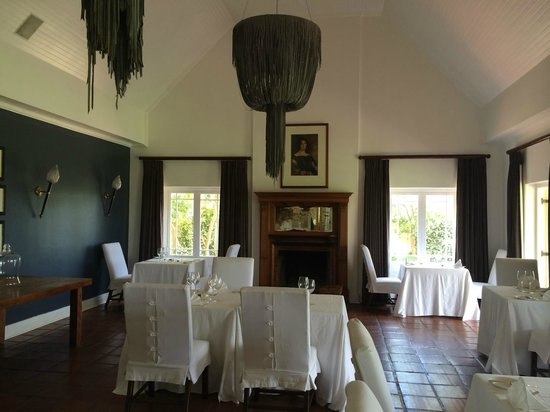 River Bend Lodge: Dining Room