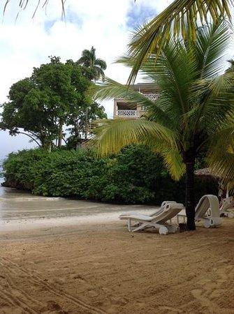 Couples Sans Souci: beach