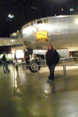 National Museum of the U.S. Air Force: Bockscar