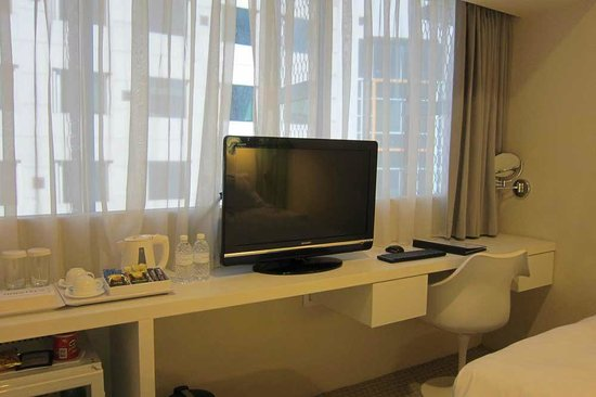 Hotel Innotel: sin grandes vistas ...