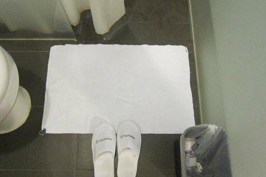 Hotel Innotel : alfombra demasiado vieja