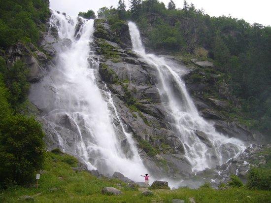 Cascate Nardis: cascata spettacolare