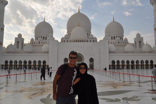Sheikh  Zayed Mosque: Mesquita