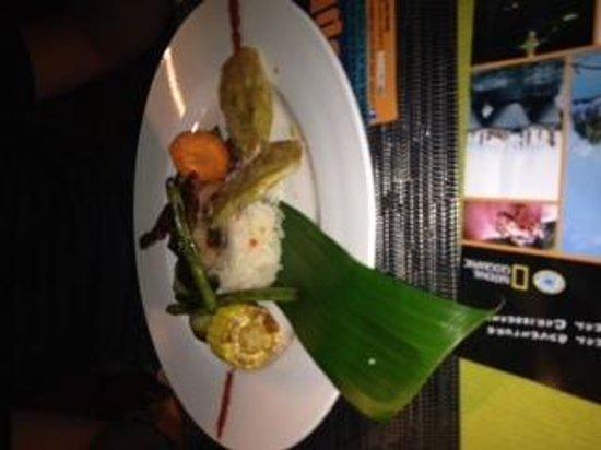 Bocart Restaurant : dinner