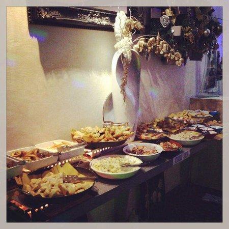 La Saletta : aperitivo da non perdere!!!