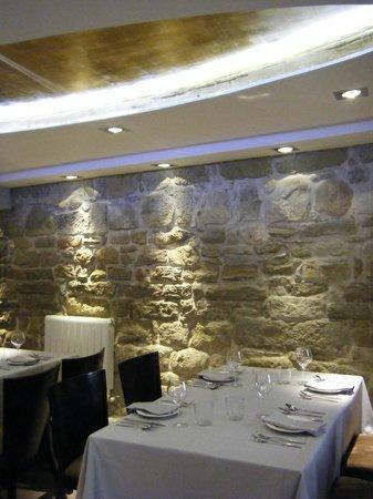 Hotel Palacio del Obispo: restaurante