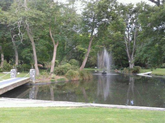 StoneBridge Function Venue Limited: water fountain