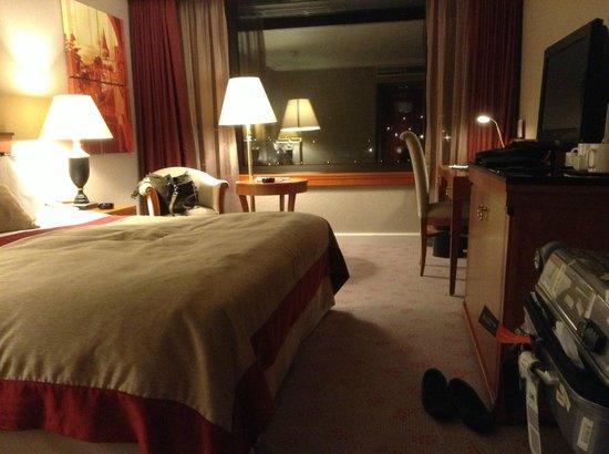 InterContinental Budapest: Bedroom