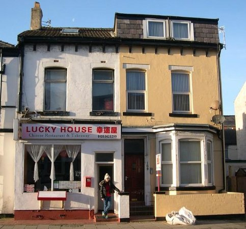 Popular restaurants in blackpool tripadvisor Unlucky house