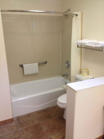 Best Western Plus Frontier Motel : bagno