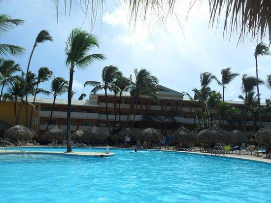 Iberostar Punta Cana: Vista piscina