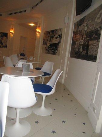 Carousel Gelateria and Bar: seats