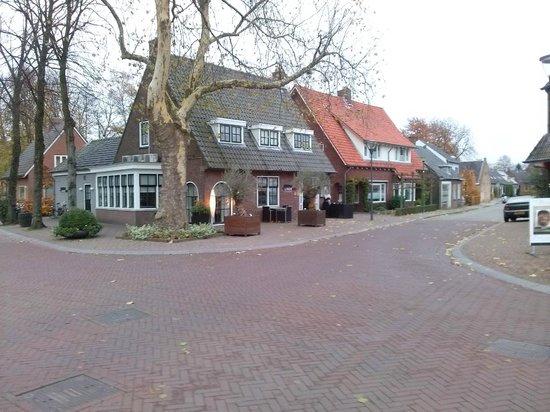 Restaurant de Lindehof: het pand