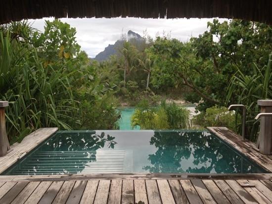 Four Seasons Resort Bora Bora: spa