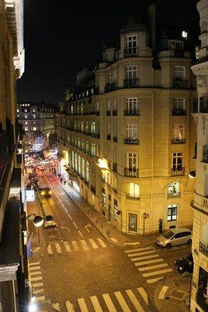 Hotel Balzac: View