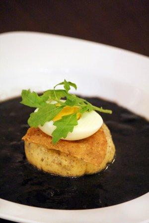 Manjar blanco : Queso relleno negro especial