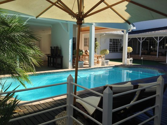 Belvedere Boutique Hotel : The pool