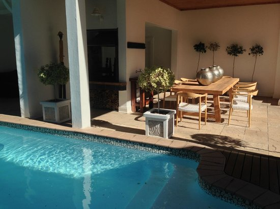 Belvedere Boutique Hotel: The pool