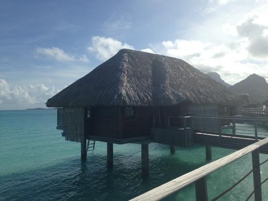 Four Seasons Resort Bora Bora: nuestro hogar en Bora Bora